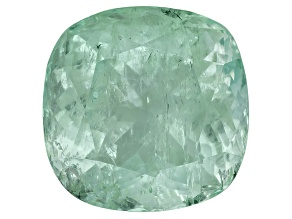 Green Beryl 16.90x16.86x12.02mm Square Cushion 20.62ct
