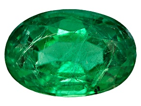 Emerald 6x4mm Oval 0.35ct