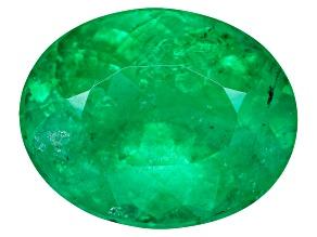 Emerald 10x8mm Oval 2.46ct