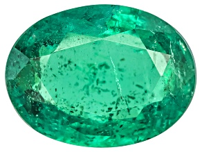 Emerald 8x6mm Oval 1.20ct