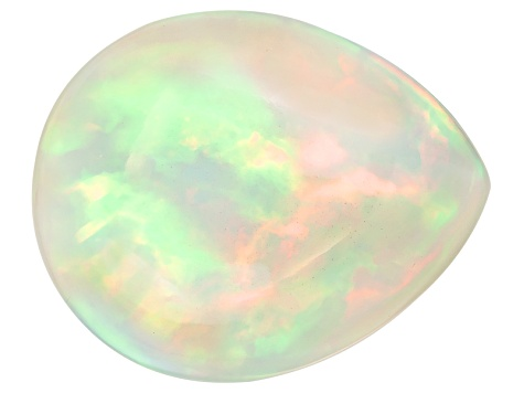 Opal 28.38x23.18x11.24mm Pear Shape Cabochon 33.89ct