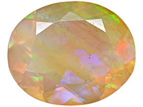 Ethiopian Opal 10x8mm Oval 1.40ct