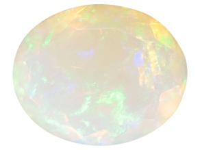 Ethiopian Opal 11x9mm Oval 1.70ct
