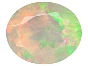 Ethiopian Opal 11x9mm Oval 2.25ct