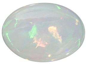 Ethiopian Opal Minimum 5.50ct 14x10mm Oval Cabochon