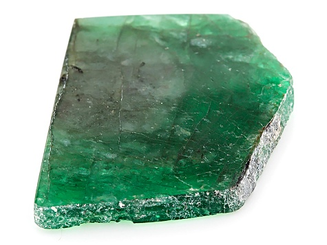 Emerald Free Form Slices 22.00ct