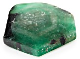 Emerald Free Form Slice 32.00ct