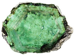 Emerald Free Form Slices 7.00ct