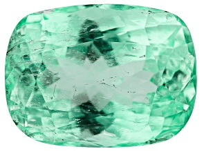 Colombian Emerald 18.5x14mm Cush Cut 19.82ct