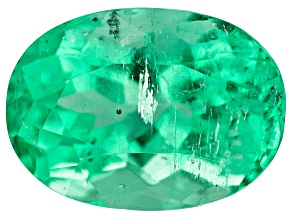 Colombian Emerald 11.9x8.6mm Oval Cut 4.03ct