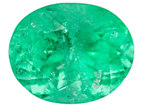 Colombian Emerald 9.3x7.5mm Oval Cut 2.41ct