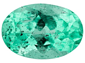 Colombian Emerald mm Varies Oval Cut 2.50ct