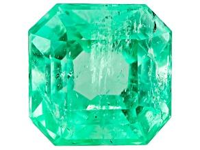Colombian Emerald 7.6mm Emerald Cut 2.13ct