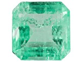 Colombian Emerald 8.8mm Square Octagonal 2.28ct