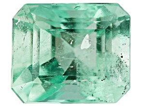 Colombian Emerald 9x7.5mm Emerald Cut 2.72ct