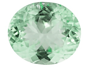 Colombian Emerald 11.3x9.7mm Oval Cut 3.15ct
