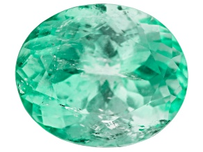 Colombian Emerald 9x7.5mm Oval Cut 1.97ct