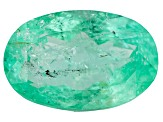 Colombian Emerald 12.3x8mm Oval Cut 3.23ct