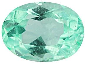 Colombian Emerald 10.6x7.8mm Oval Cut 2.72ct
