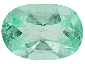 Colombian Emerald 12.5x8.7mm Oval Cut 3.64ct