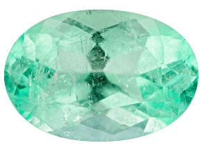 Colombian Emerald 11x7.5mm Oval Cut 2.38ct