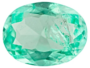 Colombian Emerald Oval 1.25ct