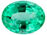 1.41ct Zambian Emerald 8.68x6.6mm Oval Mined: Zambia/Cut: india