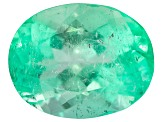 11.52ct Colombian Emerald 16.78x13.15mm Oval Mined: Colombia/Cut: Colombia