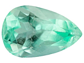 1.50ct Min Colombian Emerald Varies mm Pear Mined: Colombia/Cut: Colombia