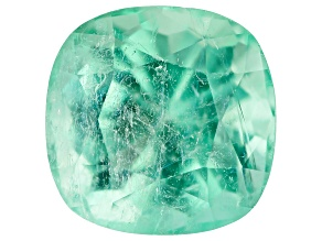 2.46ct Colombian  Emerald 8.1mm Sq Cush Mined: Colombia/Cut: Colombia