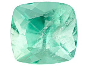 2.10ct Colombian Emerald 8.3x7.7mm Rect Cush Mined: Colombia/Cut: Colombia