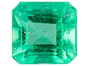 0.70ct Min Colombian Emerald Varies mm Rect Oct Mined: Colombia/Cut: Colombia