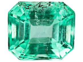 1.25ct Min Colombian Emerald Varies mm Rect Oct Mined: Colombia/Cut: Colombia
