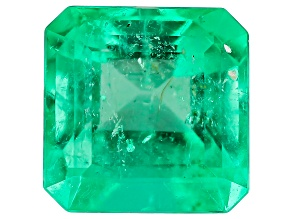 1.00ct Min Colombian Emerald Varies mm Rect Oct Mined: Colombia/Cut: Colombia