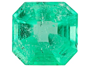 1.60ct Min Colombian Emerald Varies mm Rect Oct Mined: Colombia/Cut: Colombia
