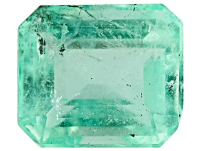 2.00ct Min Colombian Emerald Varies mm Rect Oct Mined: Colombia/Cut: Colombia