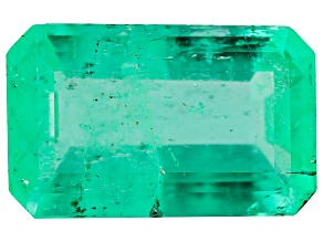 2.60ct Colombian Emerald 11.70x7.30mm Rect Oct Mined: Colombia/Cut: Colombia