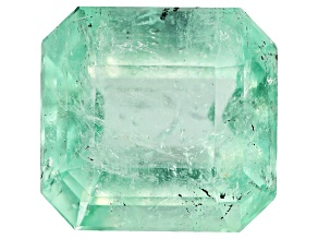 9.80ct Colombian Emerald 14.02x13.20mm Rect Oct) Mined: Colombia/Cut: Colombia