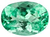 1.48ct Colombian Emerald 9.06x6.44mm Oval Mined: Colombia/Cut: Colombia