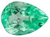 2.83ct Colombian Emerald 11x8mm Pear Mined: Colombia/Cut: Colombia