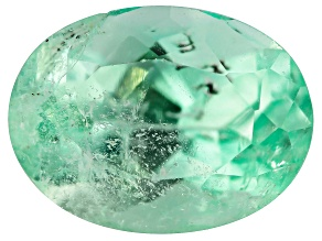 2.83ct Colombian Emerald 10.5x8mm Oval Mined: Colombia/Cut: Colombia