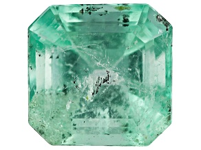 2.12ct Colombian Emerald 8mm Sq Oct Mined: Colombia/Cut: Colombia