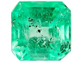 0.67ct Colombian Emerald 5.3mm Sq Oct Mined: Colombia/Cut: Colombia