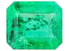Emerald 9.5x8.5mm Emerald Cut 3.01ct