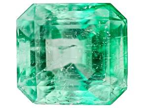 Emerald 8.3x7.6mm Emerald Cut 2.35ct