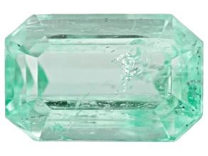 Emerald 8.6x5.5mm Emerald Cut 1.57ct