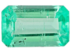 Emerald 7.4x4.6mm Emerald Cut 0.67ct