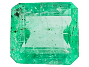 Emerald 6x5.3mm Emerald Cut 0.69ct