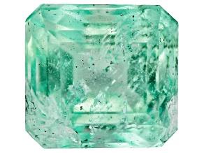 Emerald 6.3x6mm Emerald Cut 1.23ct