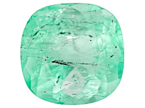 Emerald 8.4x8.3mm Rectangular Cushion 2.06ct